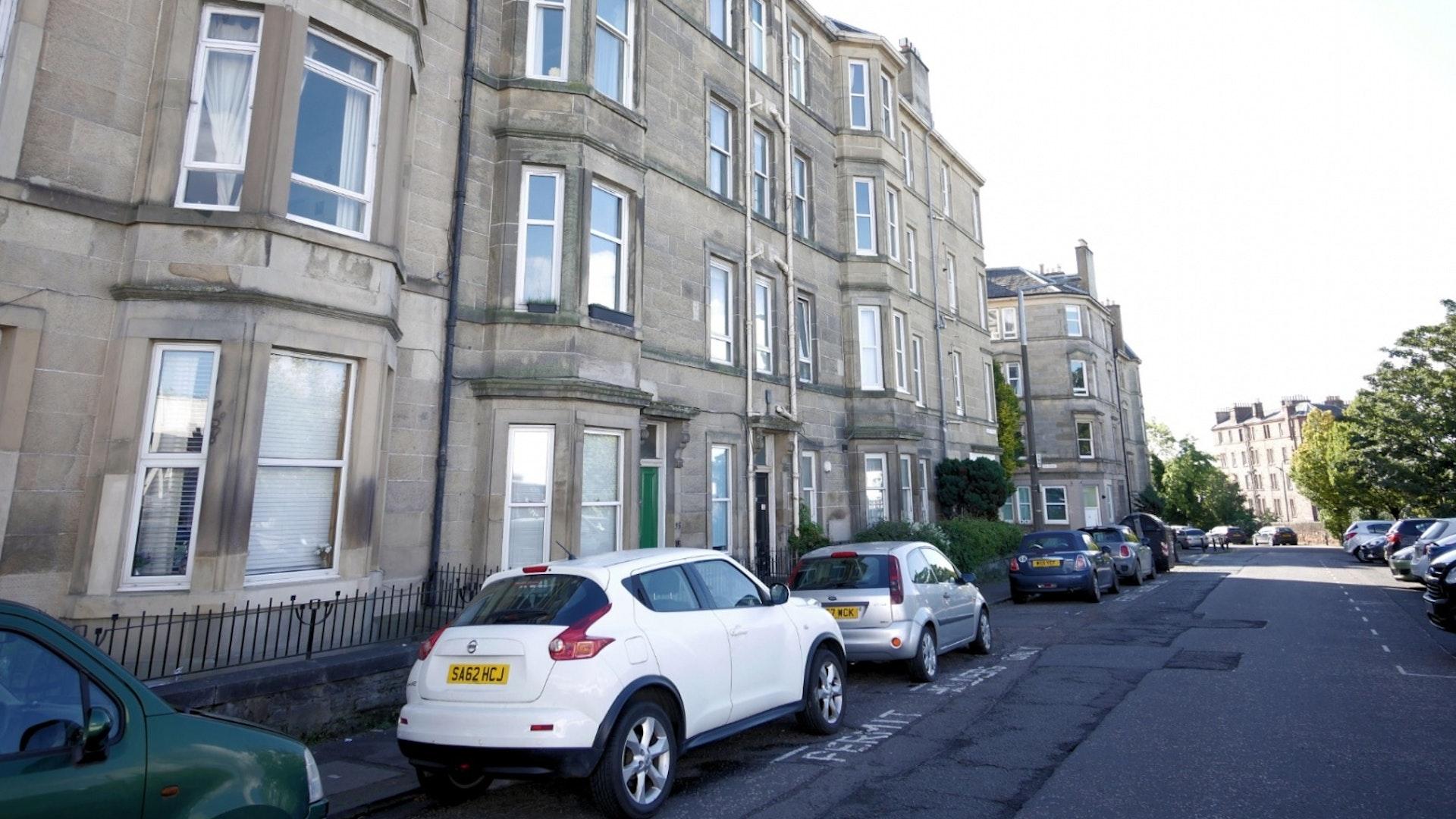 P109: Dundee Terrace, Polwarth, Edinburgh