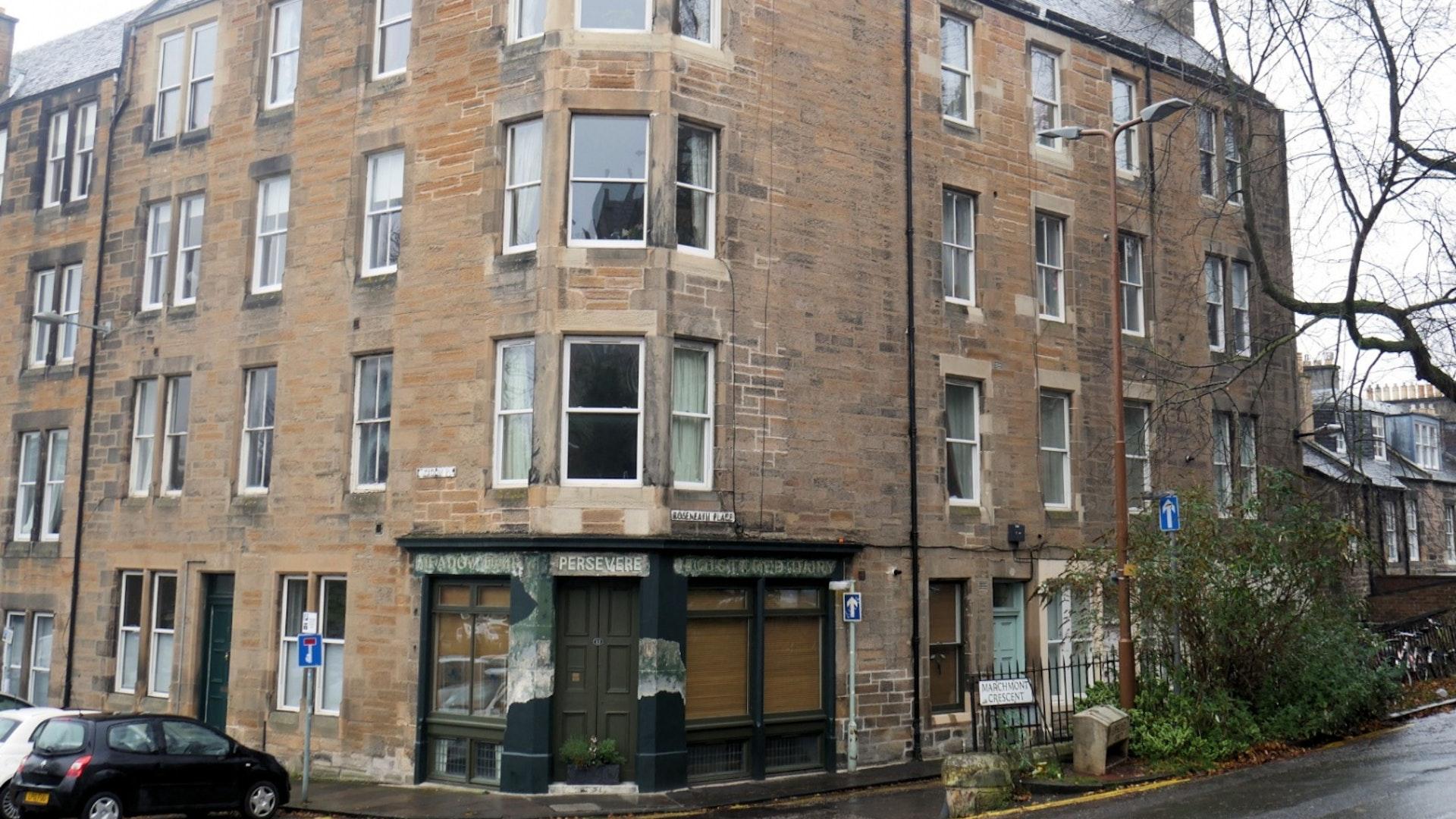 P337: Roseneath Place, Marchmont, Edinburgh