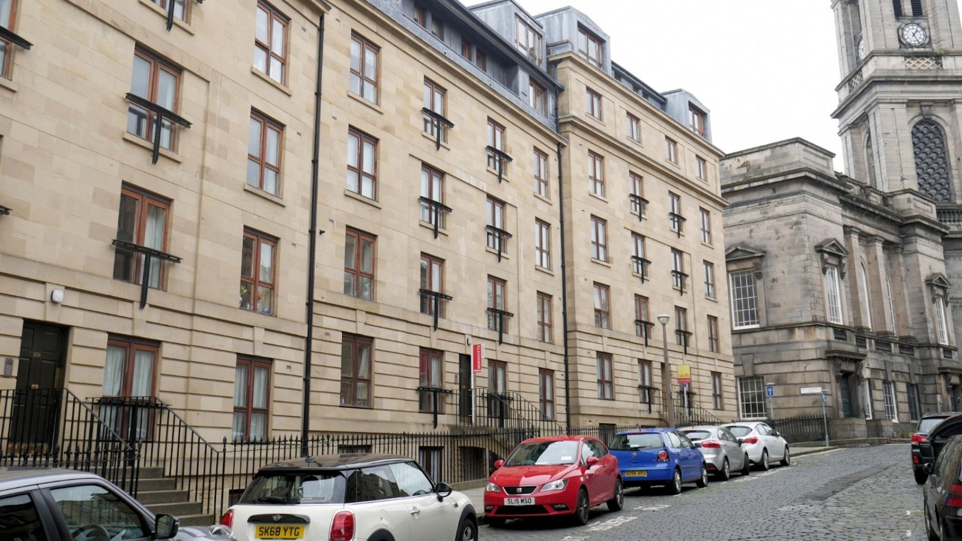 P395: St Stephen Street, Stockbridge, Edinburgh