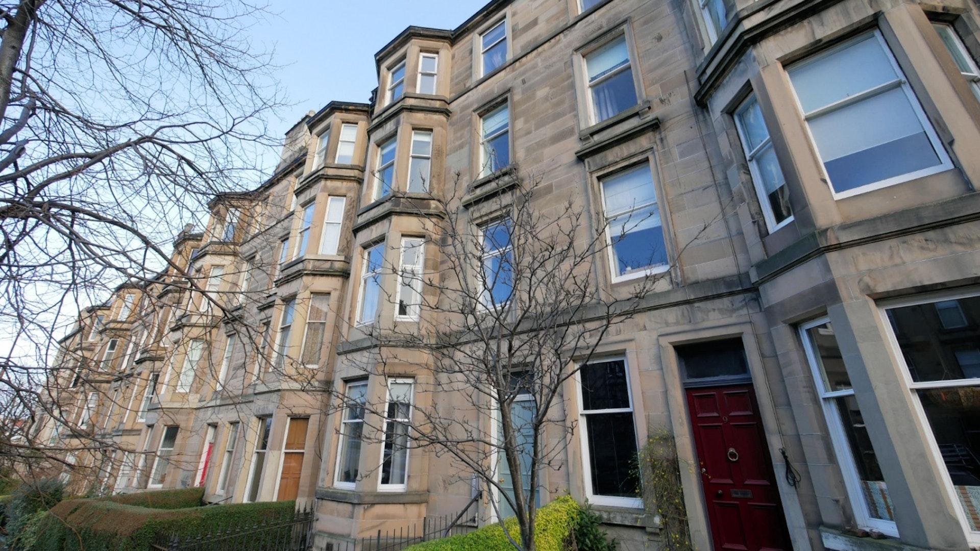 P435: Wellington Street, London Road, Edinburgh