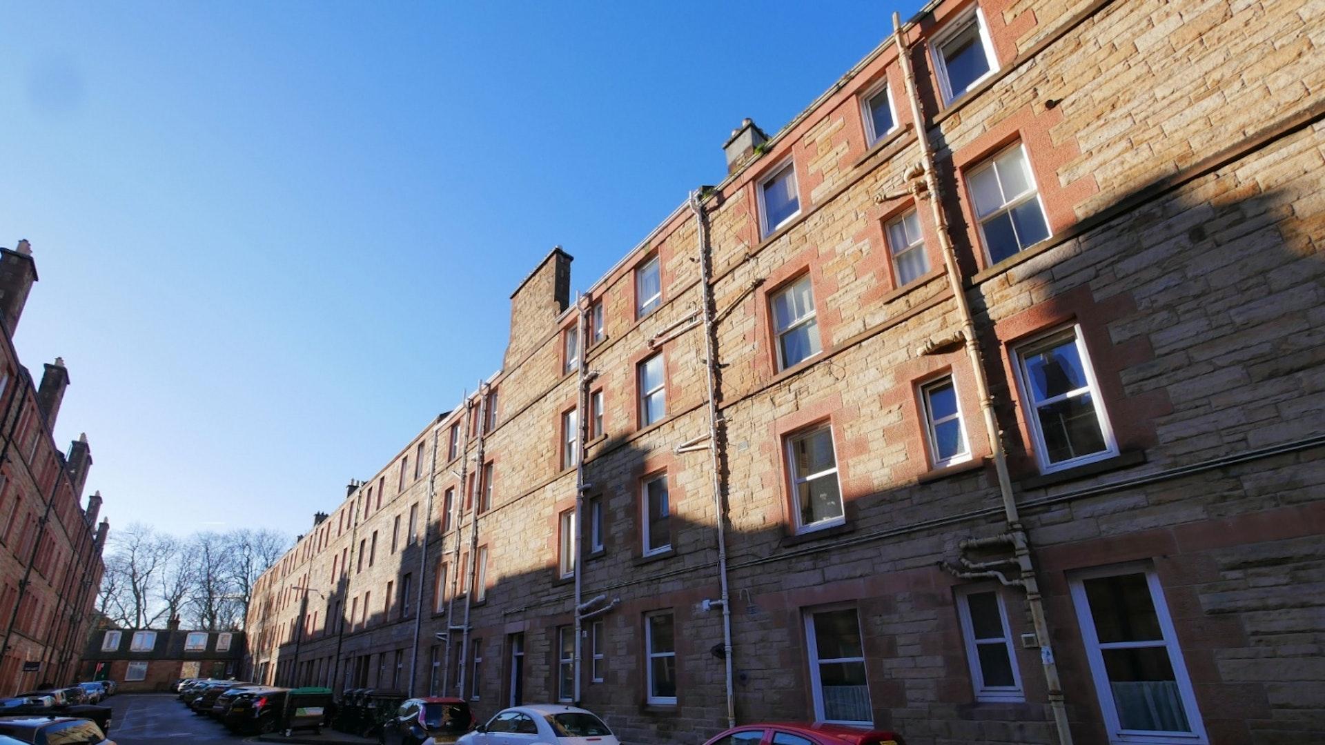 P468: Milton Street, Abbeyhill, Edinburgh