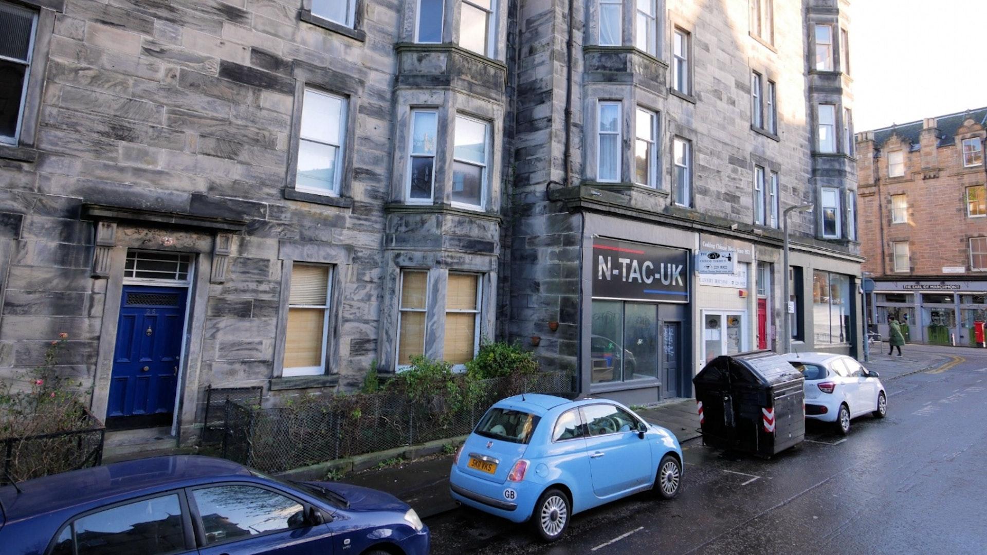 P493: Roseneath Place, Marchmont, Edinburgh