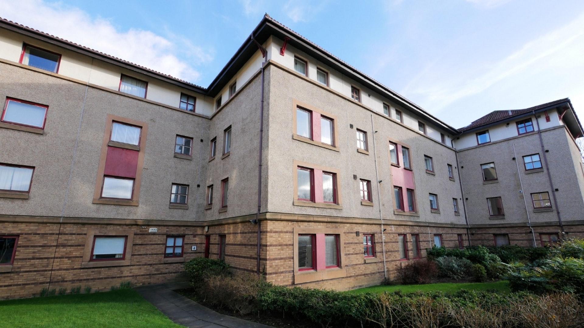 P498: North Werber Place, Fettes, Edinburgh