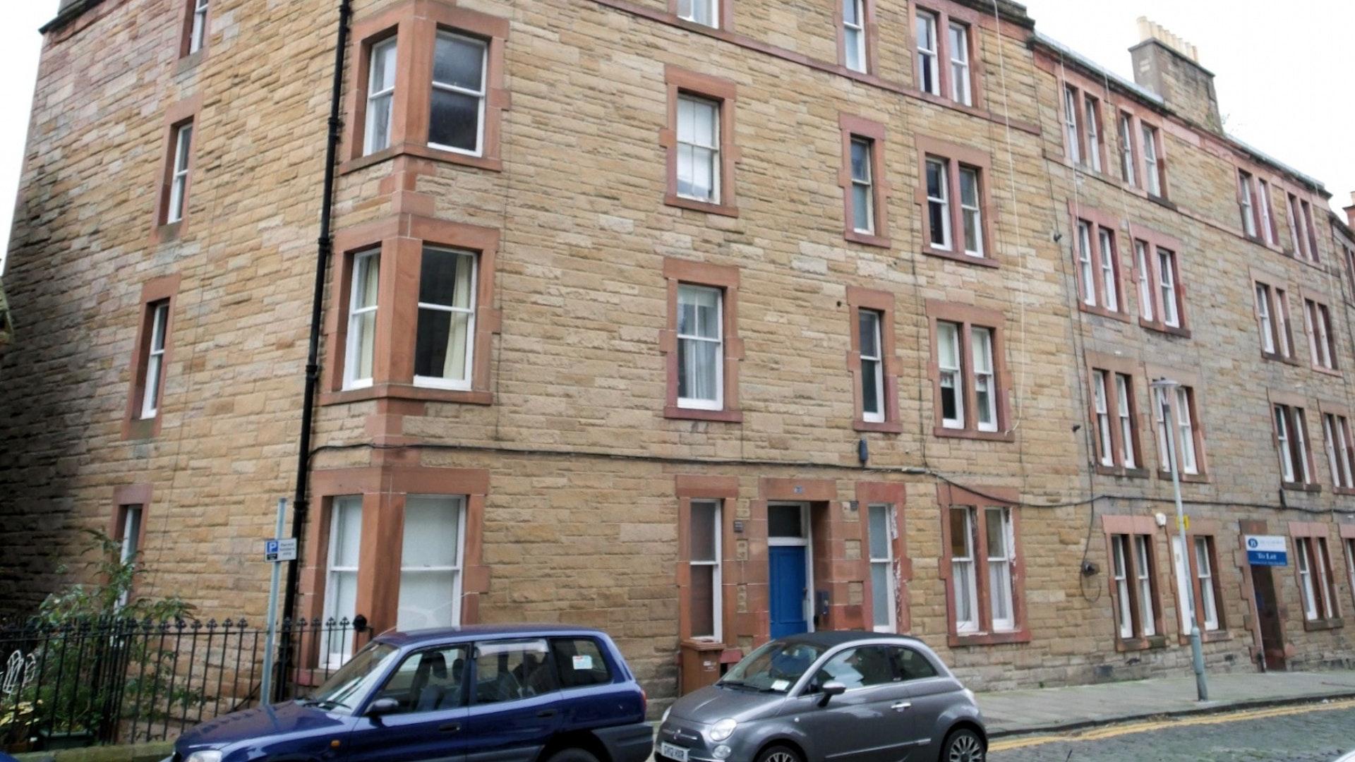 P517: St Stephen Street, Stockbridge, Edinburgh