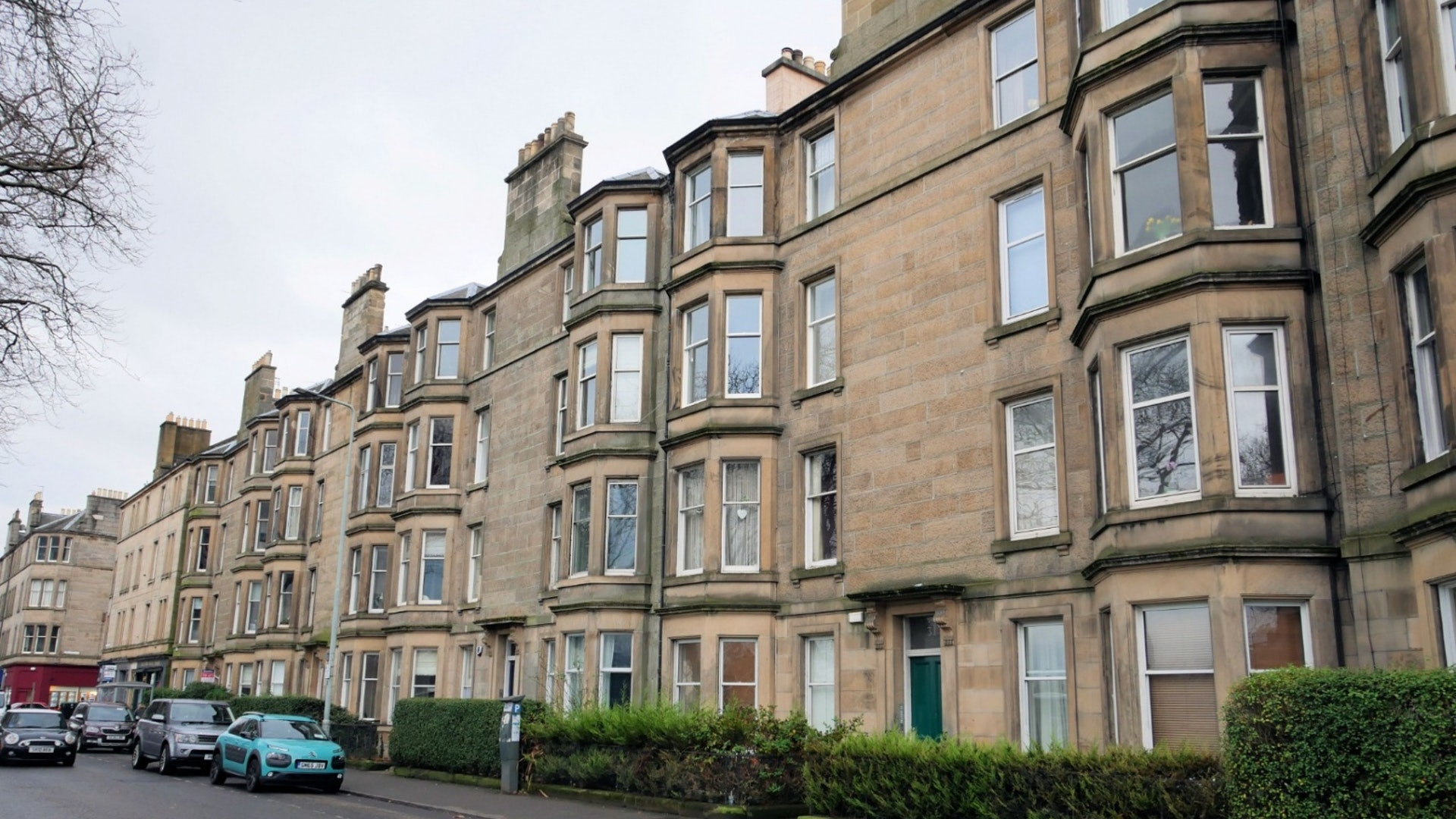 P78: Comely Bank Road, Comely Bank, Edinburgh