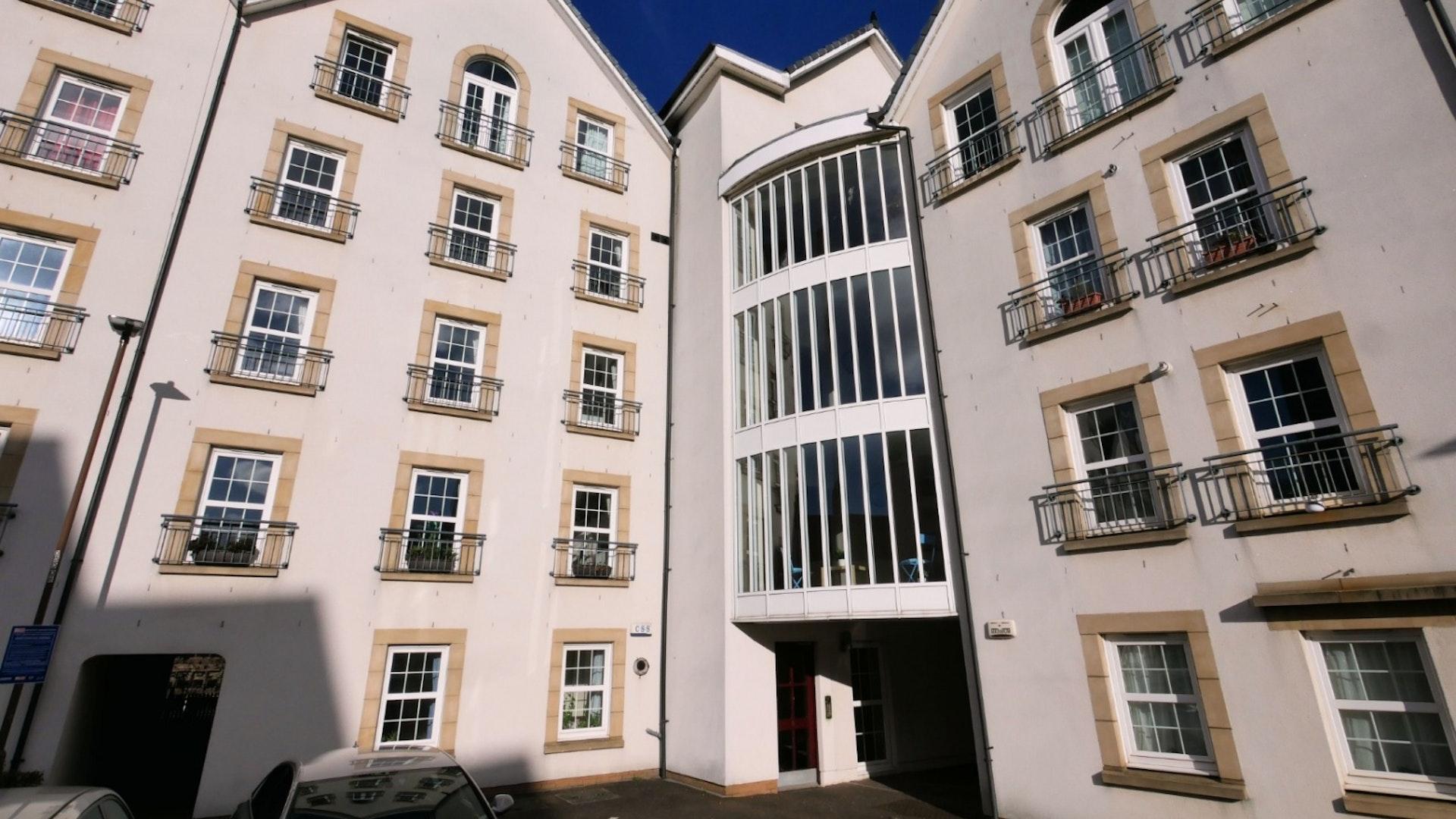 P98: Dalry Gait, Haymarket, Edinburgh